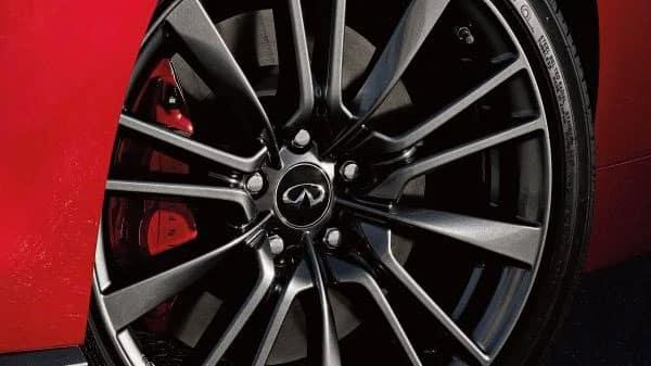 INFINITI Q50 Brakes