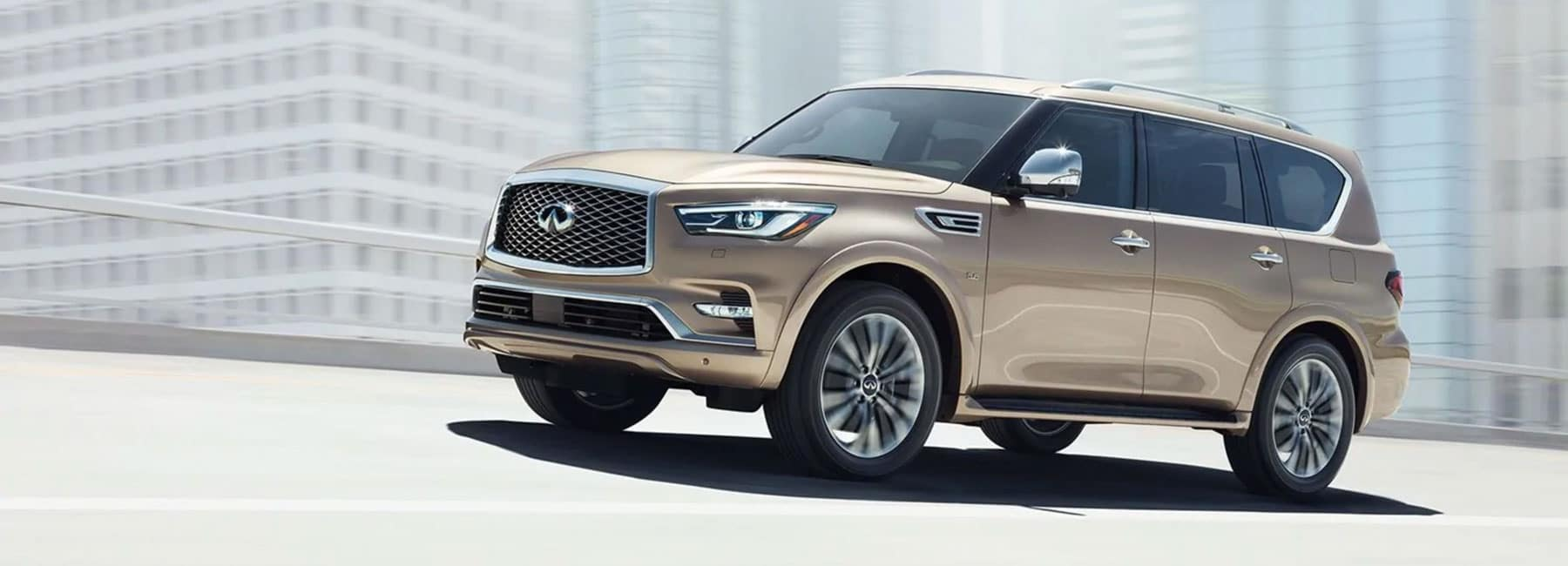 2020 INFINITY QX80 at Germain INFINITI of Easton