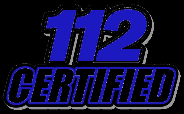 112 Certified