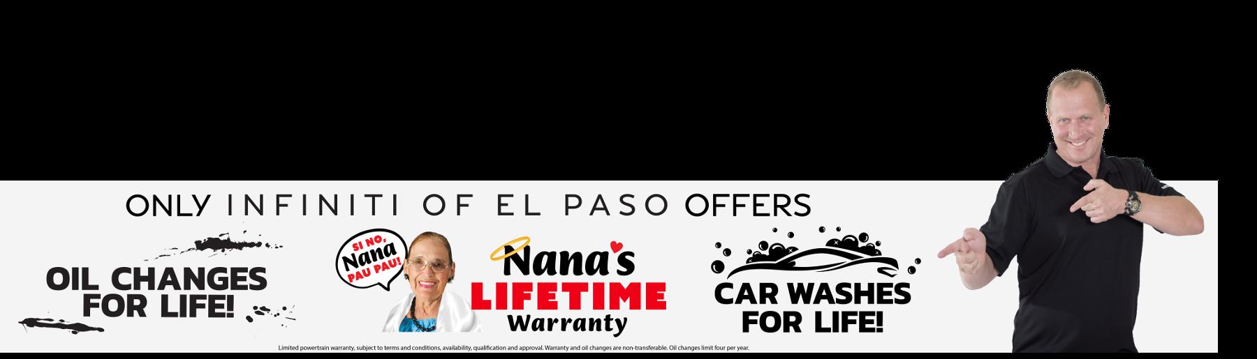 Nanas Warranty