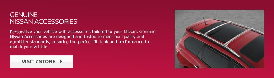 Genuine Nissan Accessories