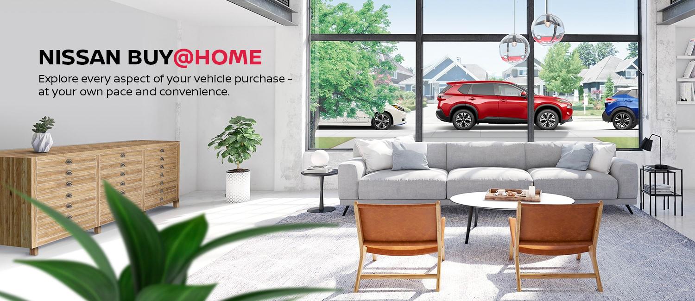 Nissan Buy @ Home