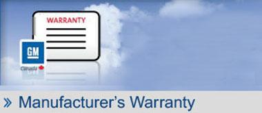 Certified Pre-Owned Warranty