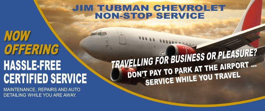 Non Stop Service banner