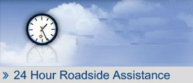 Certified Pre-Owned roadside assistance