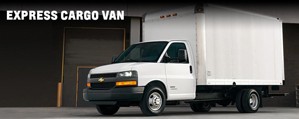 Chevrolet Express Commercial Cutaway