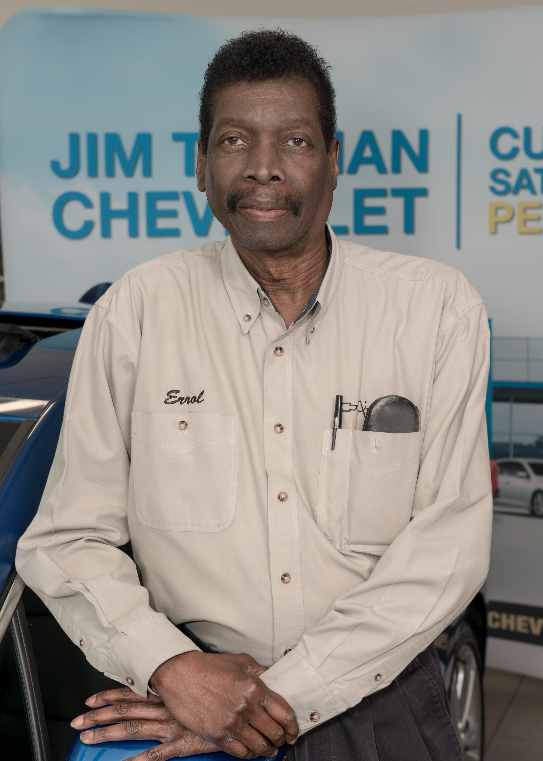 Errol Cummings