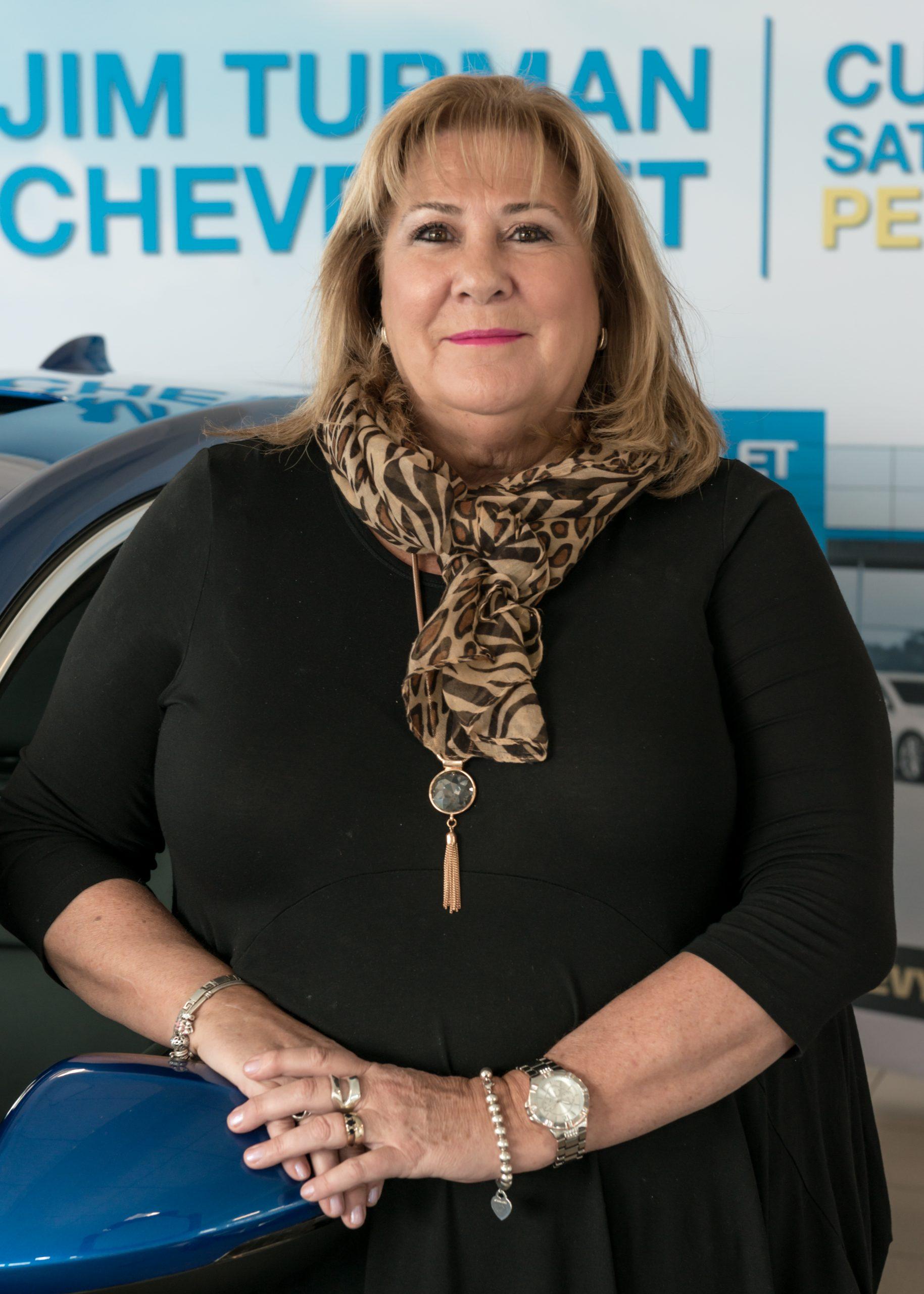 Marsha Brisson