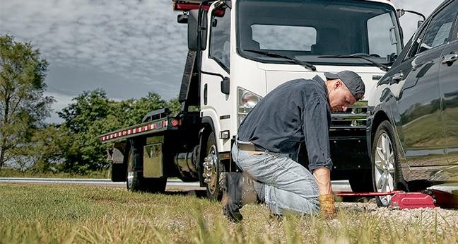Roadside Assistance … When You Need Help