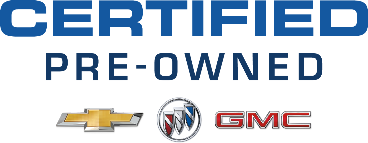 CERTIFIED PRE-OWNED | CHEVROLET BUICK GMC