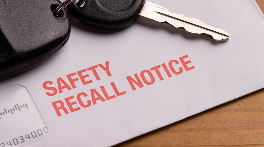 Unfixed Safety Recalls