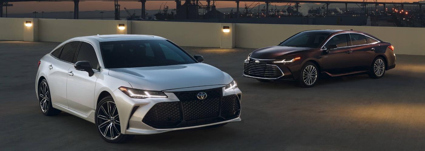 2020 Toyota Avalon Pair