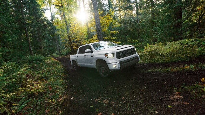 2021 Toyota Tundra TRD Pro Off Road