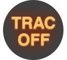 """TRAC OFF"" Indicator"
