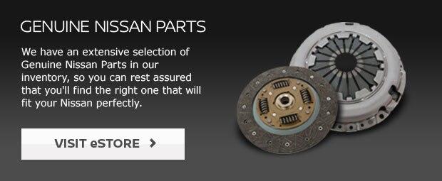 Genuine Nissan parts