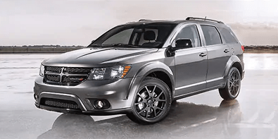 Sherwood Dodge Minivans and Crossovers - Fleet Program