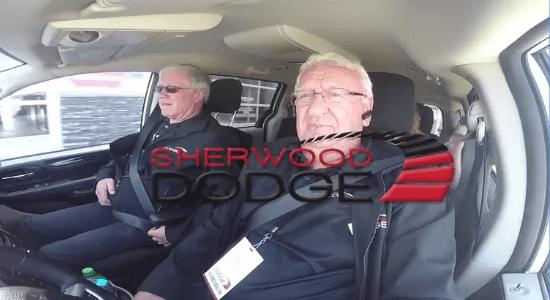 Sherwood Dodge Shuttle Service