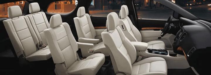 2017 Dodge Durango Seating