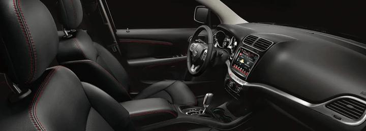 2017 Dodge Journey Interior