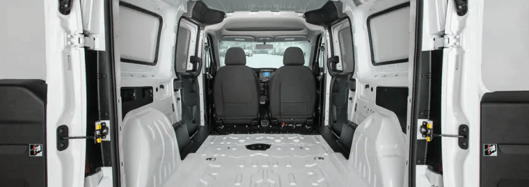 2017 Ram ProMaster City Interior