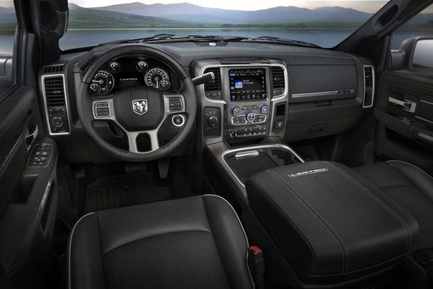 2017 RAM 2500 - Interior