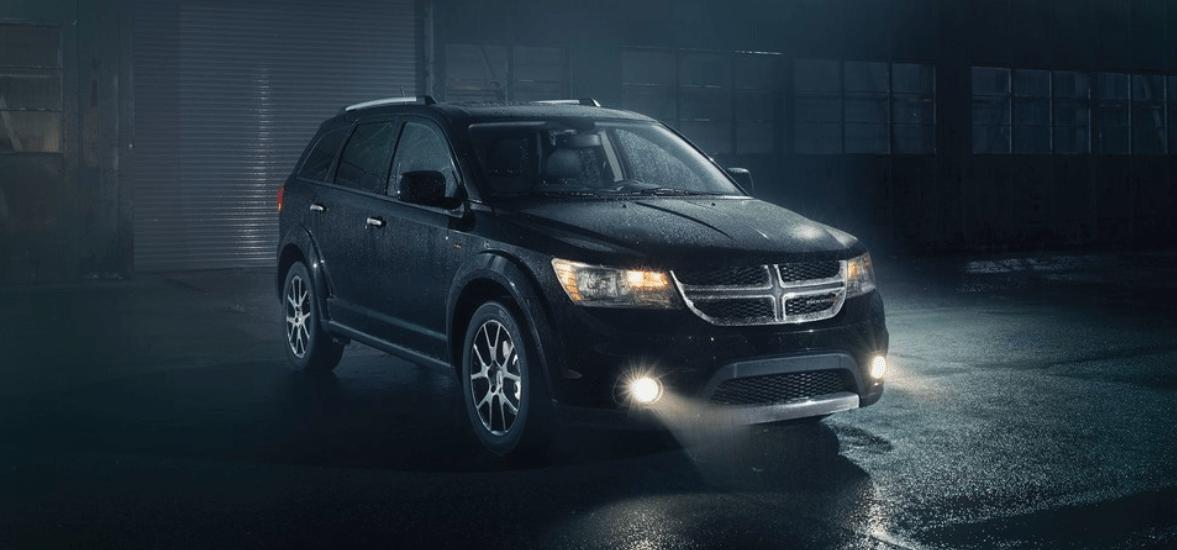2018 Dodge Journey - Exterior