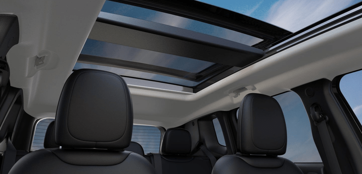 2018 Jeep Renegade - Sunroof