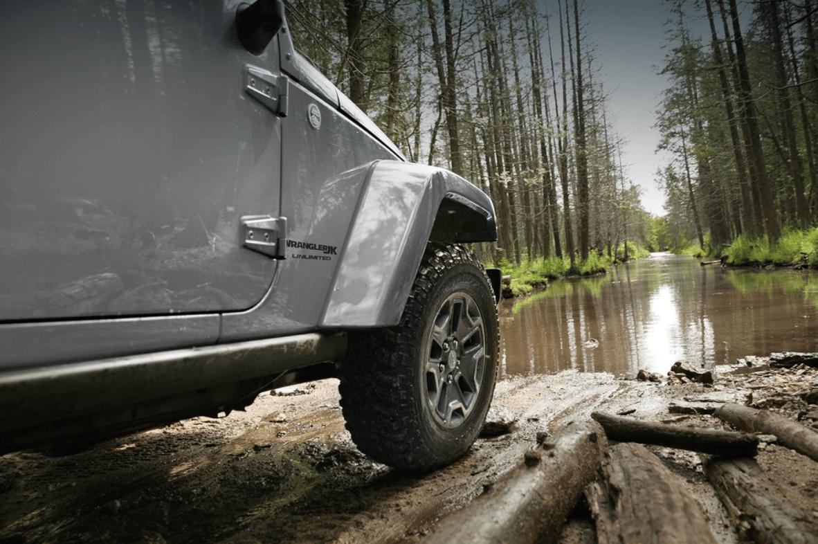 2018 Jeep Wrangler - Exterior