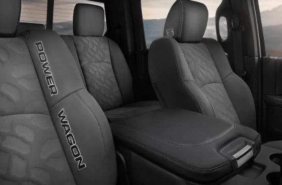 2018 RAM 2500 Interior