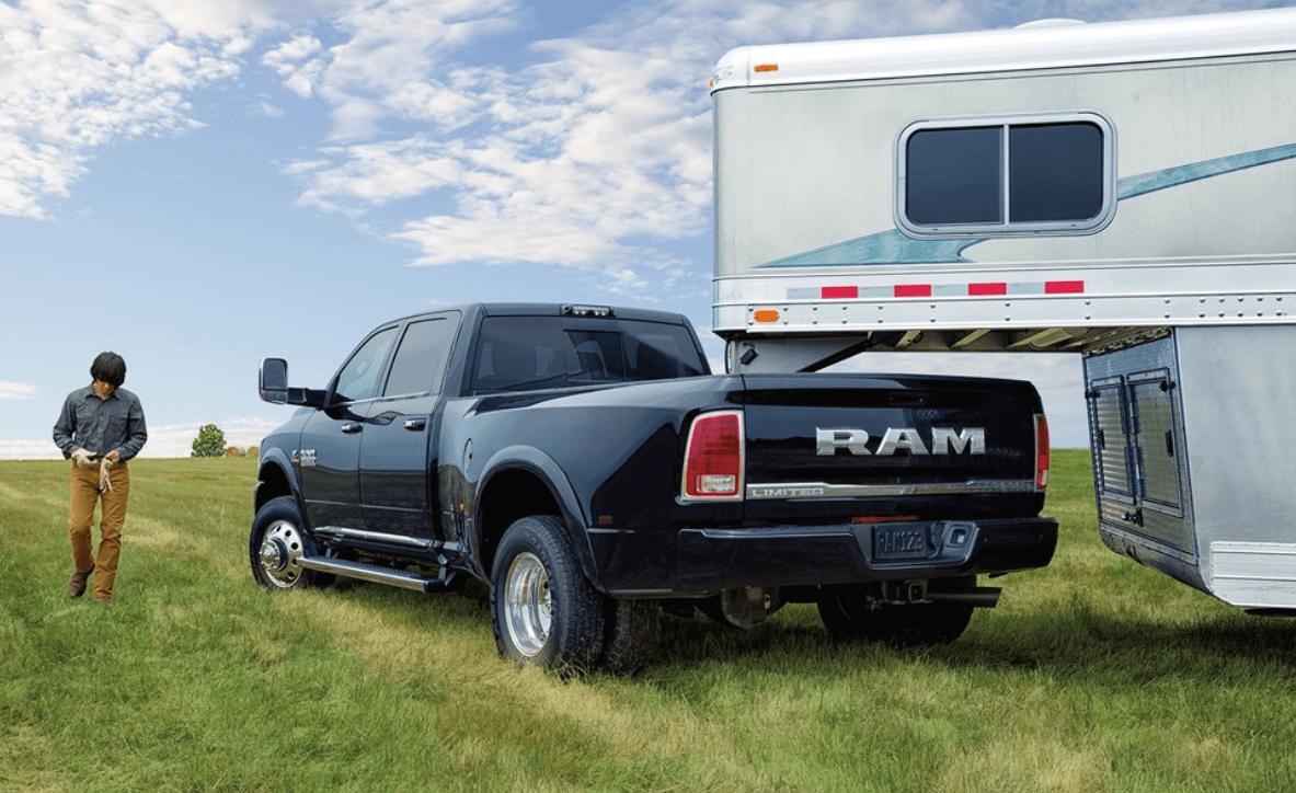2018 RAM 3500 Exterior
