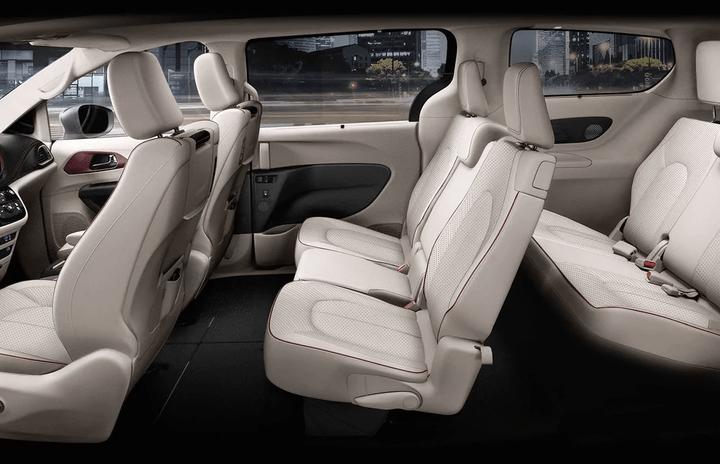 2019 Chrysler Pacifica - Interior