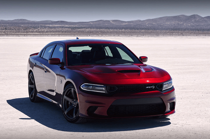 2019 Dodge Charger - Classy Design