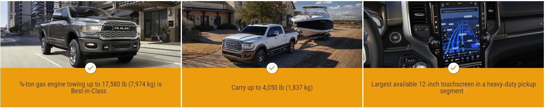2019 RAM 2500 - Class Exclusives