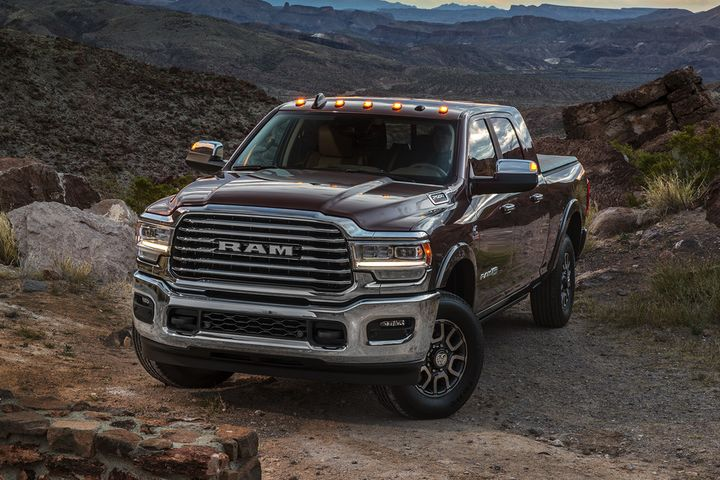 2019 RAM 1500 Limited - Exterior