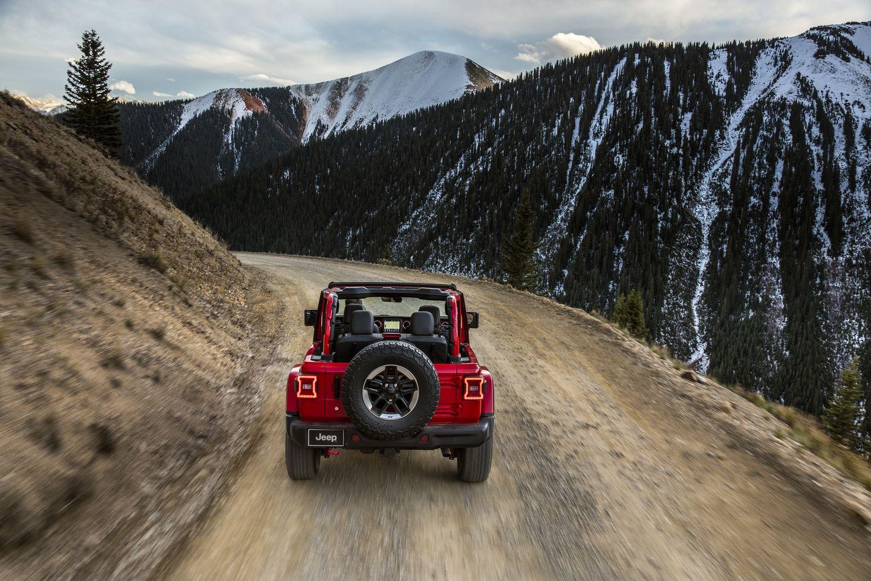 2019 Jeep Wrangler - Exterior