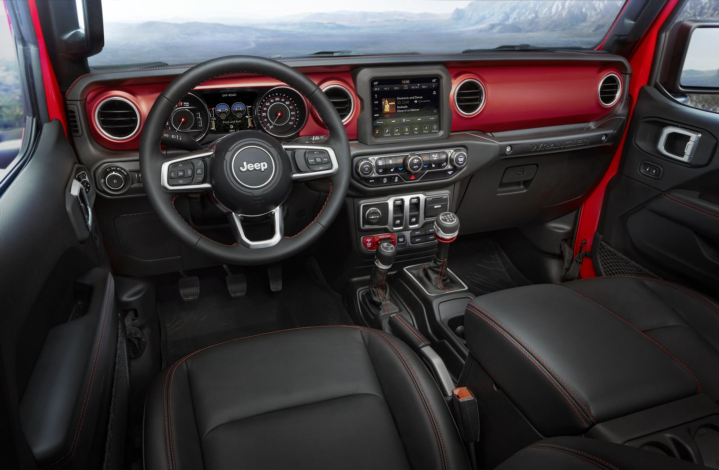 2019 Jeep Wrangler - Interior