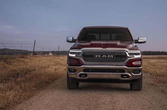 2019 RAM 1500 - Front End