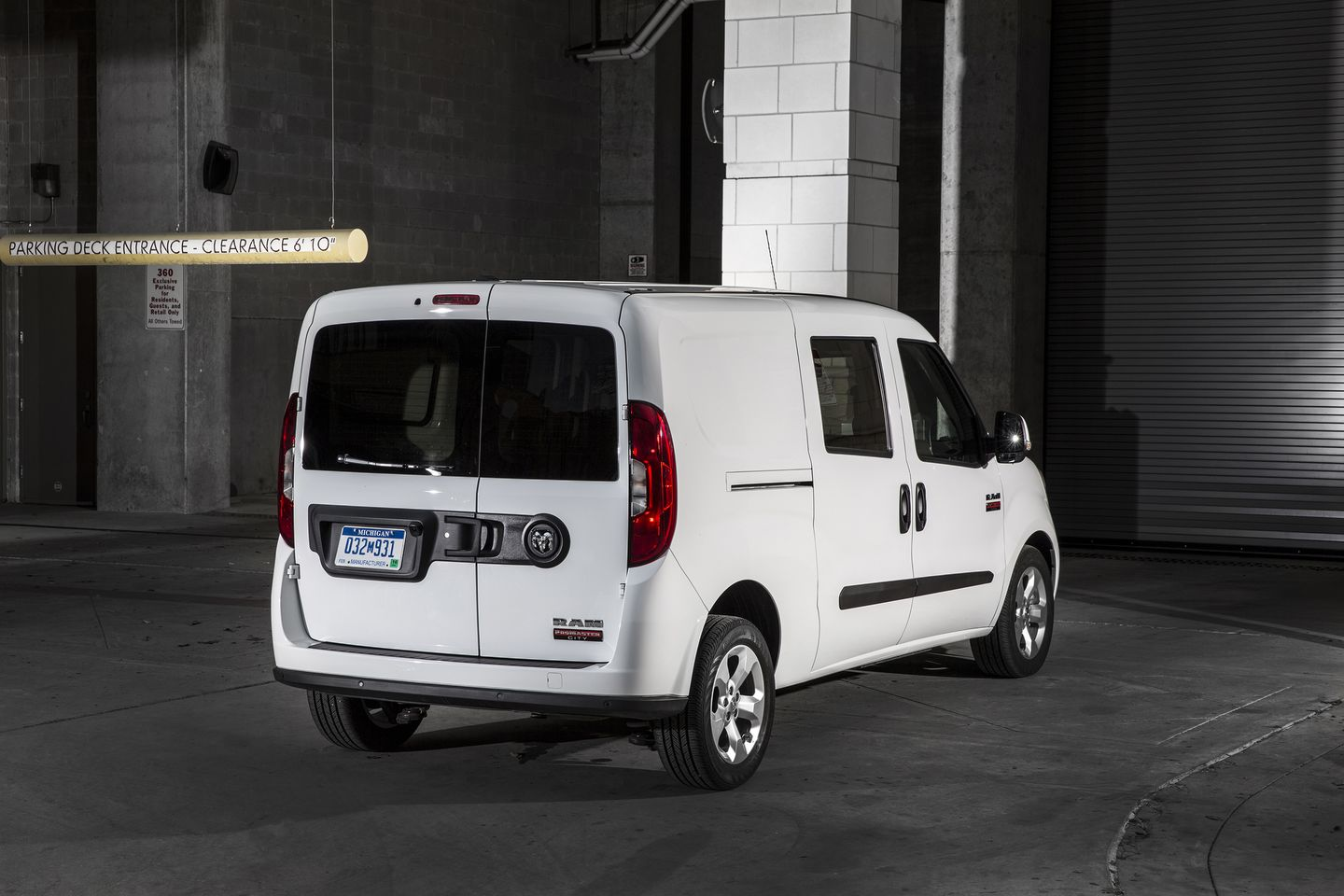2019 RAM  ProMaster City - Front End