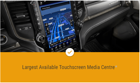Largest Available Touchscreen Media Centre