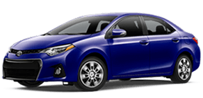 Gosch Toyota Corolla