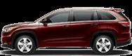 Gosch Toyota Highlander