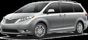 Gosch Toyota Sienna