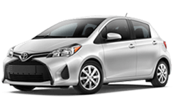 Gosch Toyota Yaris
