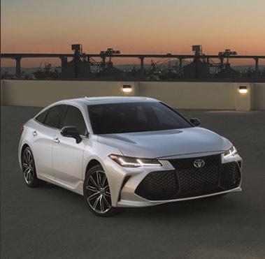 Rent a Toyota Car