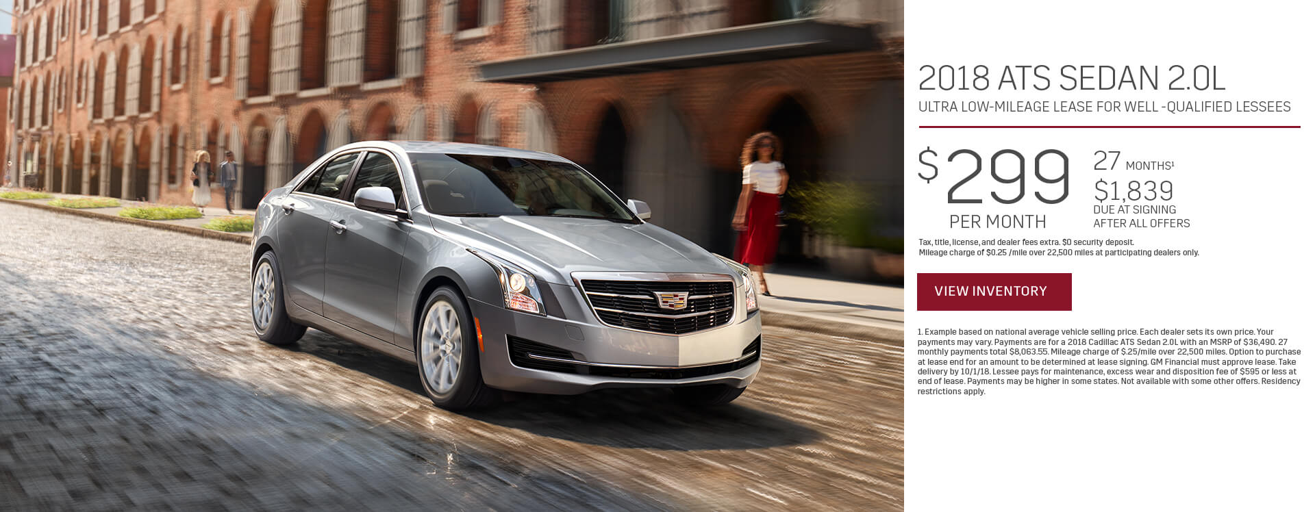 Welcome to Southern California Cadillac Dealers!