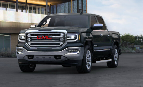 2017 GMC Sierra 1500 in Dark Slate Metallic