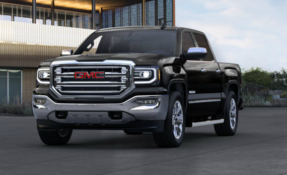 2017 GMC Sierra 1500 in Onyx Black
