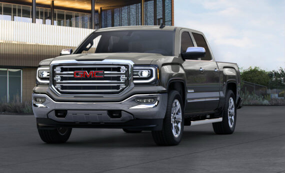 2017 GMC Sierra 1500 in Pepperdust Metallic