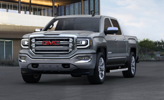 2017 GMC Sierra 1500 in Quicksilver Metallic