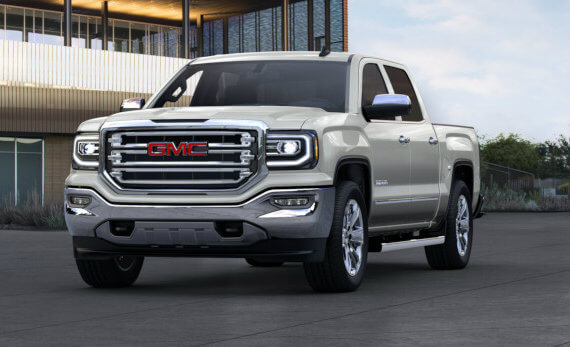 2017 GMC Sierra 1500 in White Frost Tricoat